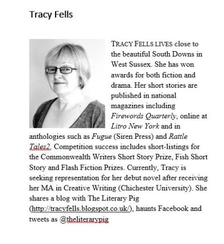 author image tracy fells