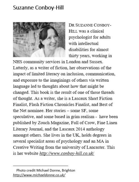 author image Suzanne Conboy-Hill